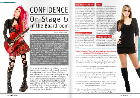 confidence_on_stage