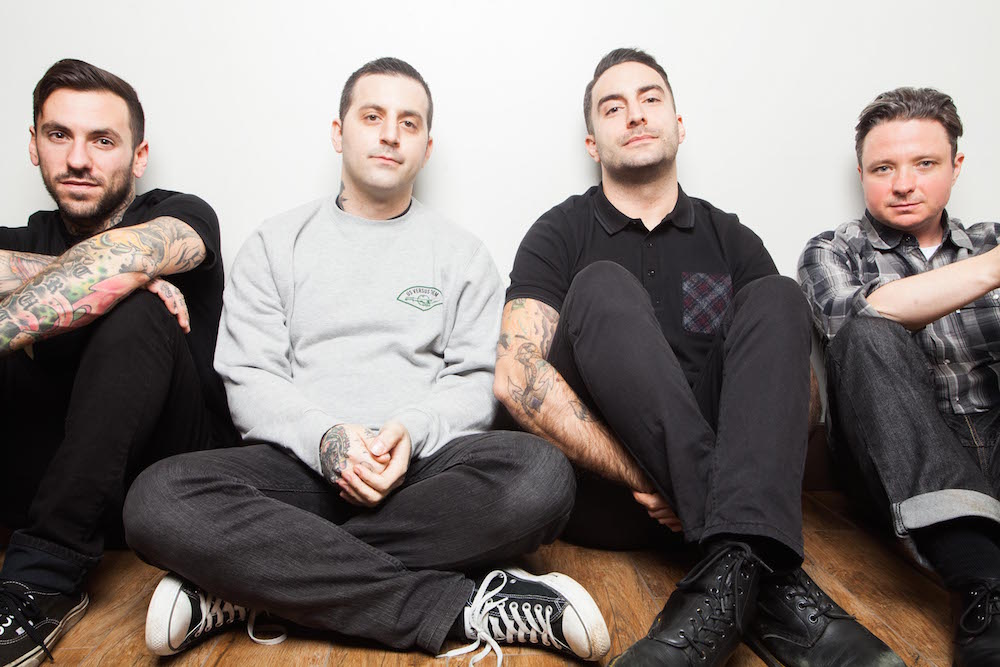 NY Punk Rockers, Bayside announce May 2015 Headline Tour Dates