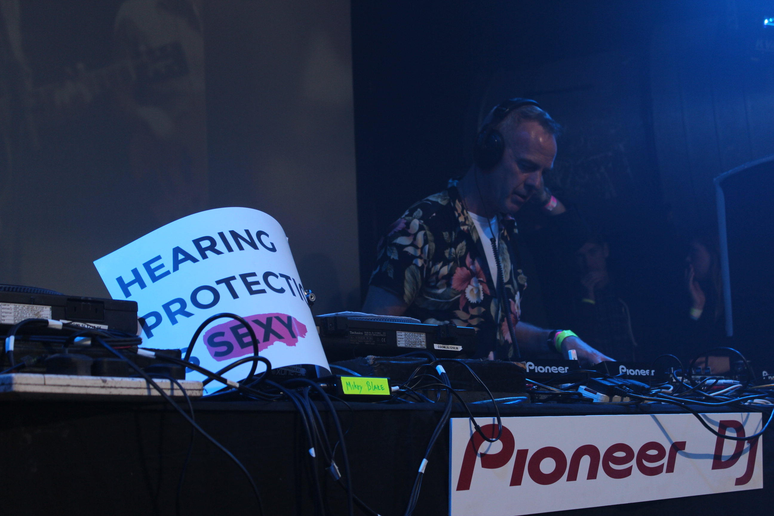 Secret Fatboy Slim set benefits the British Tinnitus Association