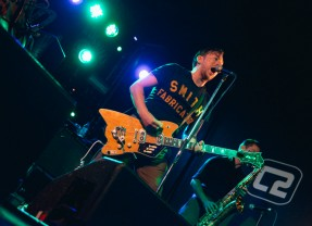 JD McPherson Review: A Photographer's Perspective