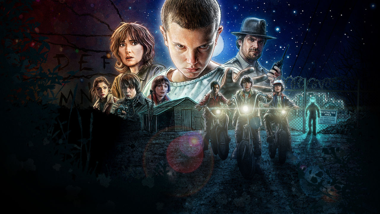Why Stranger Things is dominating Halloween 2016