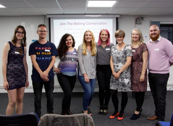 BelongCon review: sharing stories & owning your mental health